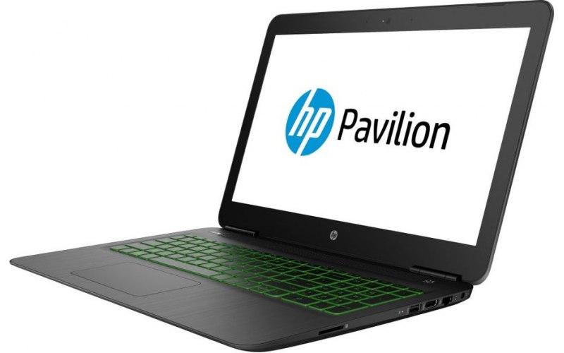 "Ноутбук HP Pavilion Gaming 15-dp0003ur 15.6""/IPS/Intel Core i5 8300H 2.3ГГц/8Гб/1000Гб/128Гб SSD/nVidia GeForce GTX 1060 3072 Мб/Windows 10/6ZR79EA/черный"