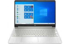 "Ноутбук HP 15s-eq2023ur 15.6""/IPS/AMD Ryzen 3 5300U 2.6ГГц/8ГБ/512ГБ SSD/AMD Radeon /Windows 10/3B2X1EA/серебристый"
