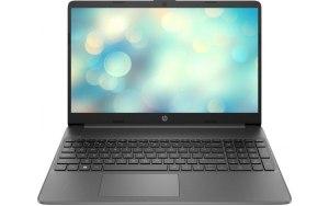 "Ноутбук HP 15s-fq0080ur 15.6""/IPS/Intel Celeron N4020 8ГБ/256ГБ SSD/Intel UHD Graphics интегрированное/Free DOS 3.0/3C8Q2EA/серый"