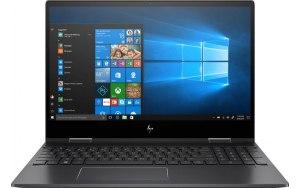 """Ноутбук-трансформер HP Envy x360 15-ds0000ur 15.6""""/IPS/AMD Ryzen 3 3300U 2.1ГГц/8Гб/256Гб SSD/AMD Radeon Vega 6/Windows 10/6PS65EA/черный"""