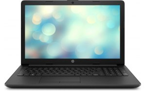 """Ноутбук HP 15-da0454ur 15.6""""/Intel Core i3 7020U 2.3ГГц/8Гб/128Гб SSD/nVidia GeForce Mx110 2048 Мб/Free DOS/7JY06EA/черный"""