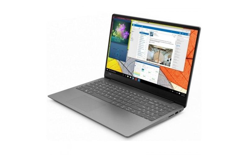 "Ноутбук LENOVO IdeaPad 330S-15ARR 15.6""/IPS/AMD Ryzen 5 2500U 2.0ГГц/8Гб/1000Гб/128Гб SSD/AMD Radeon Vega 8/Free DOS/81FB00DARU/серый"