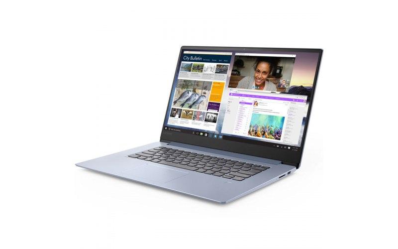 "Ноутбук LENOVO IdeaPad 530S-15IKB 15.6""/IPS/Intel Core i3 8130U 2.2ГГц/8Гб/128Гб SSD/Intel UHD Graphics 620/Windows 10/81EV003VRU/синий"