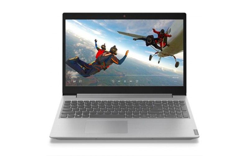 "Ноутбук LENOVO IdeaPad L340-15IWL 15.6""/Intel Pentium 5405U 2.3ГГц/4Гб/500Гб/Intel UHD Graphics 610/Free DOS/81LG008ARK/серебристый"