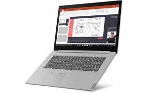 "Ноутбук LENOVO IdeaPad L340-17API 17.3""/AMD Ryzen 7 3700U 2.3ГГц/4Гб/1000Гб/128Гб SSD/AMD Radeon Vega 10/Windows 10/81LY0025RU/серый"