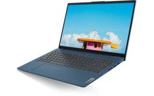 "Ноутбук LENOVO IdeaPad 5 15ITL05 15.6""/IPS/Intel Core i3 1115G4 3.0ГГц/8ГБ/256ГБ SSD/Intel UHD Graphics /Windows 10/82FG00FBRU/синий"