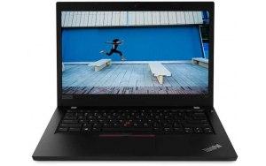 """Ноутбук LENOVO ThinkPad L490 T 14""""/IPS/Intel Core i7 8565U 1.8ГГц/8Гб/256Гб SSD/Intel UHD Graphics 620/Windows 10 Professional/20Q5002HRT/черный"""