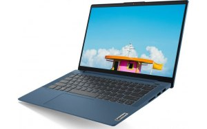 "Ноутбук LENOVO IdeaPad 5 14ITL05 14""/IPS/Intel Core i5 1135G7 2.4ГГц/16ГБ/512ГБ SSD/Intel Iris Xe graphics /noOS/82FE00C5RK/синий"