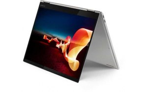 "Ноутбук-трансформер LENOVO ThinkPad X1 Titanium G1 T 13.5""/IPS/Intel Core i5 1130G7 1.8ГГц/16ГБ/512ГБ SSD/Intel Iris Xe graphics /Windows 10 Professional/20QA001PRT/серый"