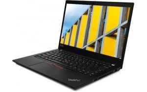 "Ноутбук LENOVO ThinkPad T14 G2 T 14""/IPS/Intel Core i5 1135G7 2.4ГГц/8ГБ/256ГБ SSD/Intel Iris Xe graphics /Windows 10 Professional/20W0004KRT/черный"
