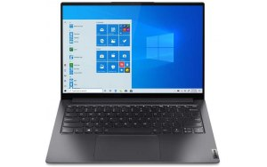 "Ультрабук LENOVO Yoga S7 Pro 14IHU5 14""/IPS/Intel Core i5 11300H 2.6ГГц/16ГБ/512ГБ SSD/Intel Iris Xe graphics /Windows 10/82NC0011RU/серый"