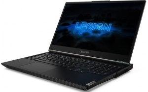 "Ноутбук LENOVO Legion 5 15IMH05H 15.6""/Intel Core i5 10300H 8ГБ/512ГБ SSD/NVIDIA GeForce RTX 2060 - 6144 Мб/noOS/81Y600S7RK/черный"
