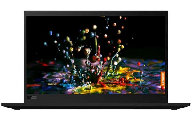 "Ультрабук LENOVO ThinkPad X1 Carbon 14""/IPS/Intel Core i7 8565U 1.8ГГц/16Гб/1Тб SSD/Intel UHD Graphics 620/Windows 10 Professional/20QD003LRT/черный"