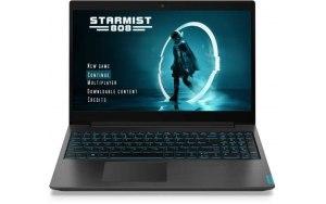 "Ноутбук LENOVO IdeaPad L340-15IRH 15.6""/IPS/Intel Core i5 9300HF 2.4ГГц/8Гб/256Гб SSD/nVidia GeForce GTX 1650 - 4096 Мб/noOS/81LK01E6RK/черный"