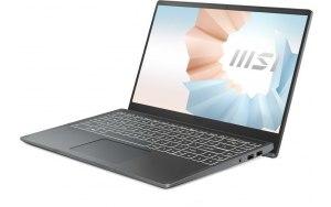 "Ноутбук MSI Modern 14 B4MW-417XRU 14""/IPS/AMD Ryzen 5 4500U 2.3ГГц/8ГБ/256ГБ SSD/AMD Radeon /Free DOS/9S7-14DK14-417/серый"