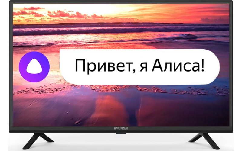 """Телевизор HYUNDAI H-LED32FS5001 32"""" HD READY"""