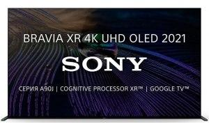 "OLED телевизор SONY XR55A90JCEP 55"" Ultra HD 4K"