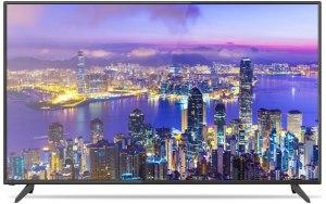 LED телевизор Erisson 50ULX9000T2 черный