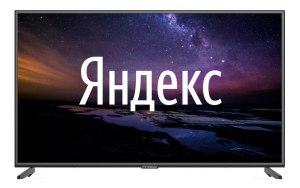 """Телевизор HYUNDAI H-LED55EU1301 Яндекс 55"""" Ultra HD 4K"""