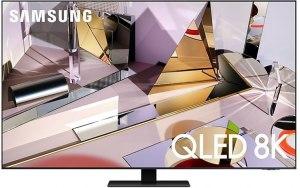 "QLED телевизор SAMSUNG QE65Q700TAUXRU 65"" Ultra HD 8K"