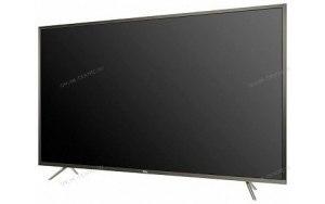 LED телевизор TCL L43P2US серый/стальной