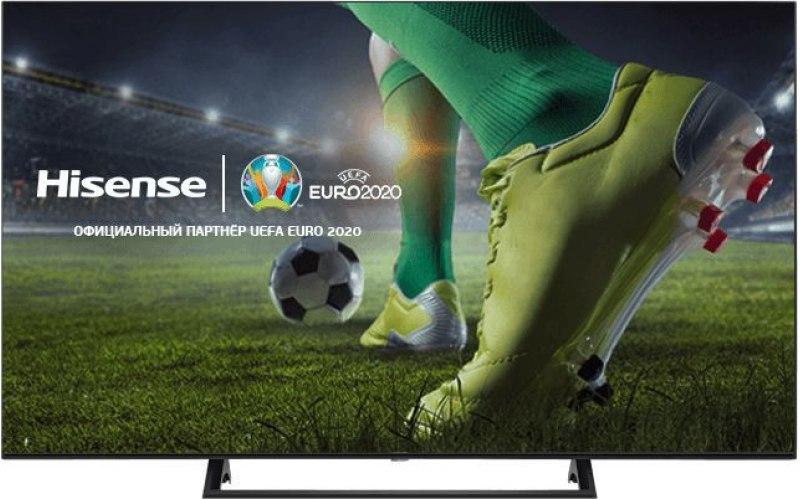 "Купить Телевизор HISENSE 43AE7200F 43"" Ultra HD 4K в Relise"