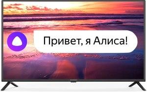 """Телевизор HYUNDAI H-LED40FS5001 Яндекс 40"""" FULL HD"""