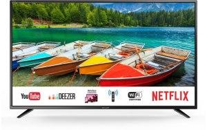 "Телевизор SHARP LC49CUG8052E 49"" Ultra HD 4K"