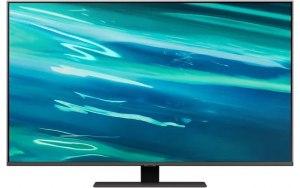 "QLED телевизор SAMSUNG QE55Q80AAUXRU 55"" Ultra HD 4K"
