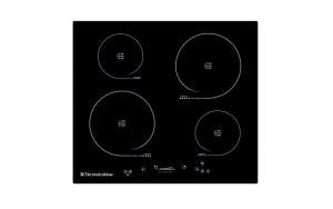 Варочная панель ELECTRONICSDELUXE 605304.01 эви индукционная черный