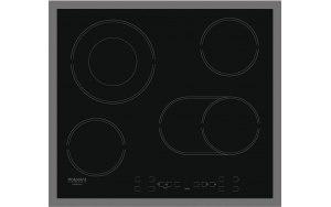 Варочная панель HOTPOINT-ARISTON HR 616 X электрическая черный