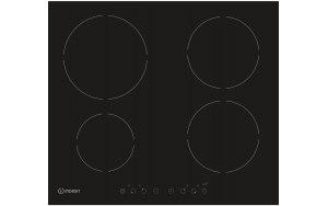 Варочная панель INDESIT IVIA 640 C индукционная черный