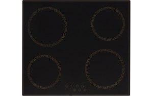Варочная панель SIMFER H60D14 L011 Hi-Light черный