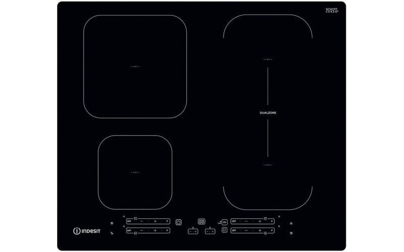 Варочная панель INDESIT IB 65B60 NE индукционная черный