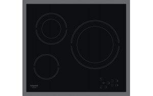 Варочная панель HOTPOINT-ARISTON HR 603 X/1 электрическая черный