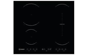 Варочная панель INDESIT VID 641 B C индукционная черный