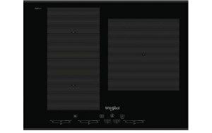 Варочная панель WHIRLPOOL SMC 653 F/BT/IXL индукционная черный