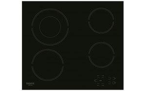 Варочная панель HOTPOINT-ARISTON HR 622 C электрическая черный