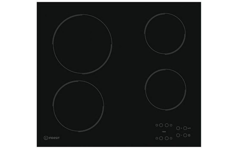 Варочная панель INDESIT RI 161 C Hi-Light черный