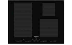 Варочная панель WHIRLPOOL SMC 654 F/BT/IXL индукционная черный