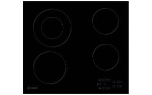 Варочная панель INDESIT RI 260 C Hi-Light черный