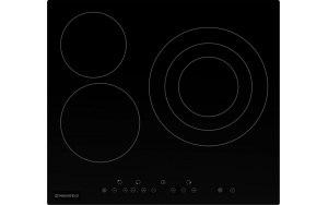 Варочная панель MAUNFELD EVCE.593.T-BK Hi-Light независимая черный