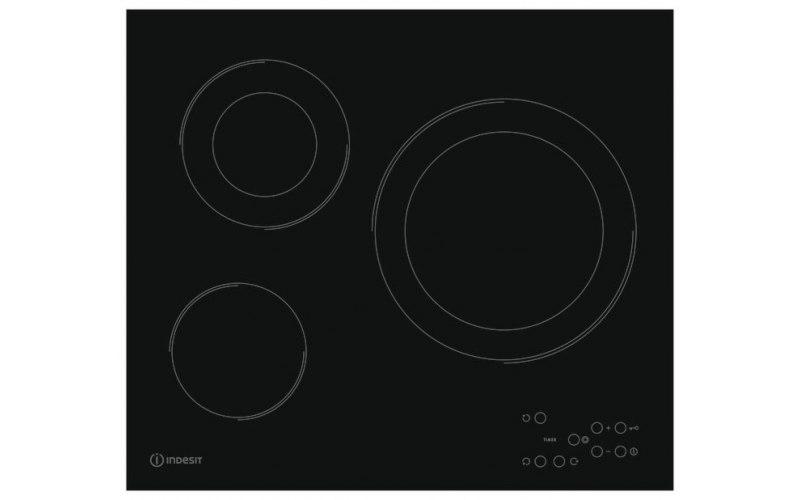 Варочная панель INDESIT RI 360 C электрическая черный