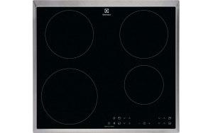 Варочная панель ELECTROLUX IPE6440KX черный